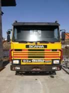 Scania P93, 1989