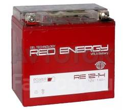 Аккумулятор Red Energy DS 1214 емк.14А/ч; п. т.205А