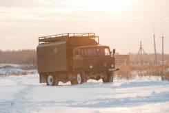 ГАЗ 66-11 ISUZU, 1993. Продается вездеход-автодом ГАЗ-66 (Isuzu)