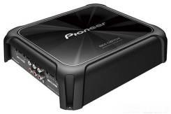 Усилитель 4-канальный Pioneer GM-D8704/качественный /4 x 100Вт новый