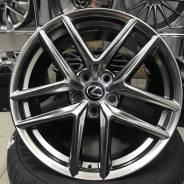 Новые литые диски Lexus R18 8J 5x114.3 ET35 DIA 60.1