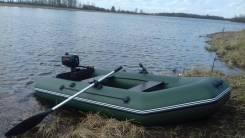 Лодка Аква 2800 - под двигатель
