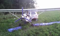 Продается самолет подкосный высокоплан.
