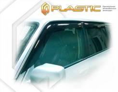 Дефлекторы окон Ветровики дверей Nissan Patrol Y61 2005-2010