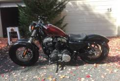 Harley-Davidson Sportster 1200, 2015