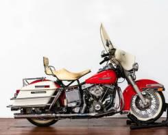 Harley-Davidson Electra Glide, 1977