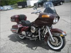 Harley-Davidson Tour Glide Classic FLTC, 1983