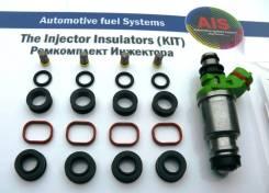 Ремкомплект на 4 инжектора (4/7AFE) = Toyota 23250-16170, 23209-16170,