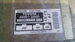 Блок управления двс. Toyota Vista, SV40 Toyota Camry, SV40 4SFE, 3SFE