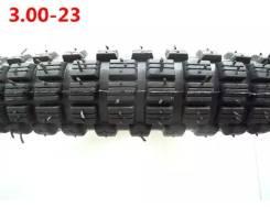 Шина (резина) двойного назначения c камерой 3.00-23, 80/100-23 China