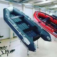 Мастер лодок Аква 3400 НДНД. 2020 год, длина 3,40м., двигатель подвесной, 15,00л.с., бензин