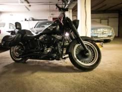 Harley-Davidson Fat Boy Lo FLSTFB, 2010