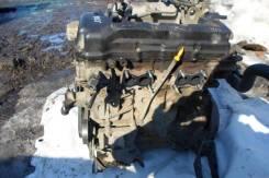 Двигатель в сборе. Nissan Wingroad, VEY11, VFY11, VGY11, VY11, WFY11 Nissan AD, VEY11, VFY11, VGY11, VY11, WFY11 QG13DE, QG15DE, QG18DEN, YD22DD