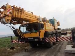 Аренда автокрана Liebherr 60 тонн 56 метров