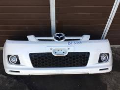 Бампер передний Mazda Demio DY3W