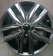 Диск колесный 17x7 5x114,3 ET50 d.67,1 K&K КС774 (ZV 17_CX-5) дарк платинум