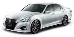 Накладка на порог. Toyota Crown Majesta, AWS215, GWS214 Toyota Crown, AWS215, GWS214, GRS210, AWS211, GRS211, ARS210, AWS210, GRS214 2ARFSE, 2GRFXE, 4...