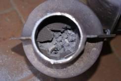 Удаление катализаторов, сажевого фильтра и отключение клапана EGR