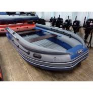 Лодка REEF SKAT 350 S c фальшбортом. 2019 год, длина 3,50м., двигатель подвесной, 20,00л.с., бензин