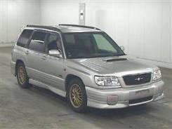 Стекло собачника Subaru Forester SF5, EJ205. S-TB-STI. Chita CAR