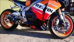 Honda CBR 1000RR Fireblade, 2009