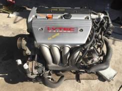 Двигатель в сборе. Honda Accord, CL7, CL9, CM2, CM3, CM5 K24A, K24A3, K24A4, K24A8