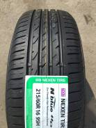 Nexen/Roadstone N'blue HD Plus Made in Korea!, 215/60 R16