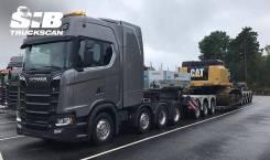 Scania. S730 8x4, 16 000куб. см., 8x4. Под заказ