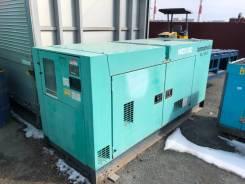Японская дизельная электростанция Nippon Sharyo NES90EM, 90кВт