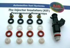 Ремкомплект на 4 инжектора=Honda 16450-RGA-003,16450-RWK-003