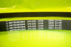 Ремень поликлин MITSUBOSHI 1MZ / 3MZ-FE RX300 MCU15, RX330 MCU38 (ALT), SR20 T30 / V10 / W11 (ALT) 6PK1030