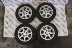 "Комплект колес Toyota R15. 6.0x15"" 5x114.30 ET50"