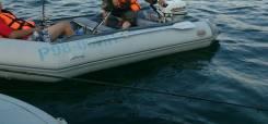 Продам лодку + мотор