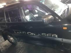 Дверь боковая. Toyota Land Cruiser, FZJ100, HDJ100, HDJ100L, J100, UZJ100, UZJ100L, UZJ100W