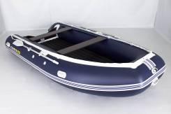 Продам комплект. Лодка Солар-350, мотор Микацу-15