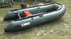 Продам лодку ПВХ stingray 390al