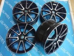 Новые эффектные литые диски R17 5-114 НЕ Китай! Шиномонтаж 1704