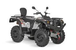 Baltmotors ATV 700, 2018