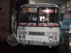 ПАЗ. Продам автобус с работой на маршруте в Кемерово, С маршрутом, работой