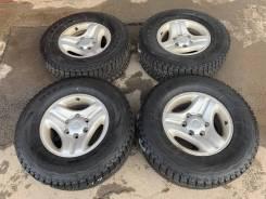"74. диски 16"" Toyota LC Prado 95, 6*139.7, 7JJ, ET +15"