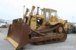 Caterpillar. Бульдозер CAT D9N, 48 000кг.