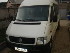 Volkswagen LT 46. Продаётся автобус фольксваген LT 46, С маршрутом, работой