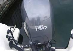 Мотор лодочный Yamaha F150АЕТ