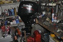 Продам лодочный мотор suzuki 30 4-тактный купленный 2017г без ремонтов