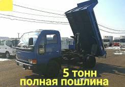 Nissan Diesel Condor. Nissan Condor 4,6л., самосвал 5 тонн, 4 600куб. см., 5 000кг., 4x2