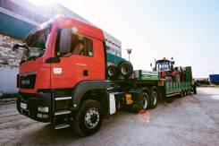 Перевозка негабарита, услуги трала 40 тонн