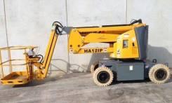 Б/У Самоходный электрический коленчатый подъемник Haulotte HA12 IP