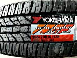 Yokohama Geolandar A/T G015. летние, новый