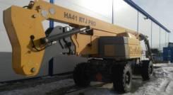 Б/У Самоходный дизельный коленчатый подъемник Haulotte HA41 RTJ