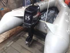 Nissamaran. 2010 год, длина 3,60м., двигатель подвесной, 15,00л.с., бензин